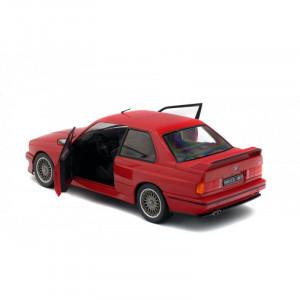 SOLIDO 1:18 - BMW M3 SPORT EVO 1990, RED