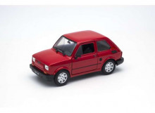 WELLY 1:21 - FIAT 126, RED