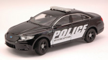 WELLY 1:24 - FORD INTERCEPTOR POLICE