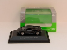 WELLY #1:87 - LAMBORGHINI GALLARDO LP560-4 SCHWARZ (73139)