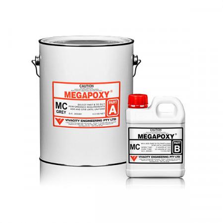 Vopsea Megapoxy MC 5L
