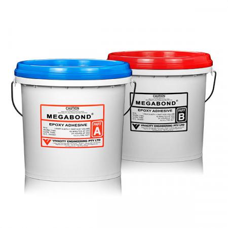 Adeziv epoxidic bicomponent Megabond 1L