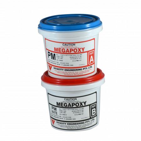 Adeziv epoxidic bicomponent Megapoxy PM 1L