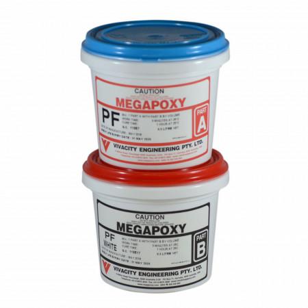 Adeziv epoxidic bicomponent rapid Megapoxy PF 4L
