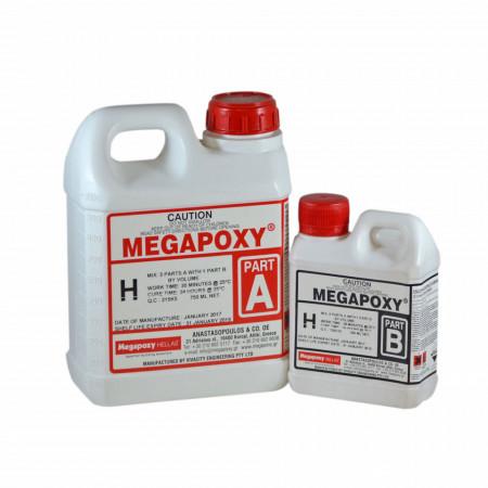 Rasina epoxidica bicomponenta Megapoxy H 1L