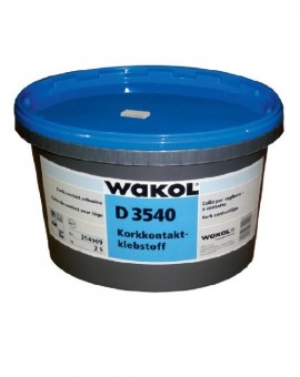 Adeziv pentru pluta Wakol D3540 5Kg