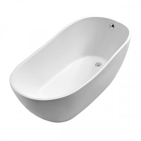 Cada freestanding ovala din acril VENUS 170*80 cm