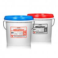 Adeziv epoxidic bicomponent rapid Megapoxy PF 20L