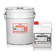 Rasina epoxidica bicomponenta rapida Megapoxy 108