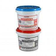 Adeziv epoxidic bicomponent Megapoxy 69 4L