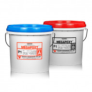 Pasta de umplere epoxidica bicomponenta Megapoxy P1 4L