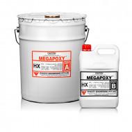 Rasina epoxidica bicomponenta Megapoxy HX 20L