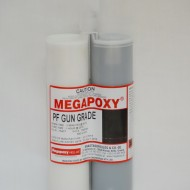 Adeziv epoxidic bicomponent rapid Megapoxy PF Tub 0.6L
