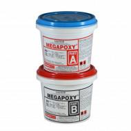 Adeziv epoxidic bicomponent rapid Megapoxy PF Gel 1L
