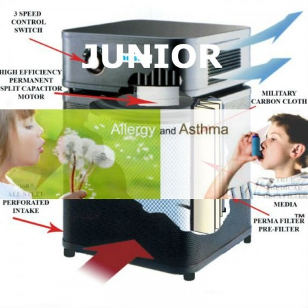 Poze purificator aer Austin Air Allergy Machine Junior