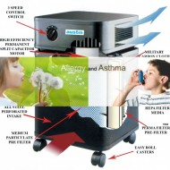 purificator aer Austin Air Allergy Machine