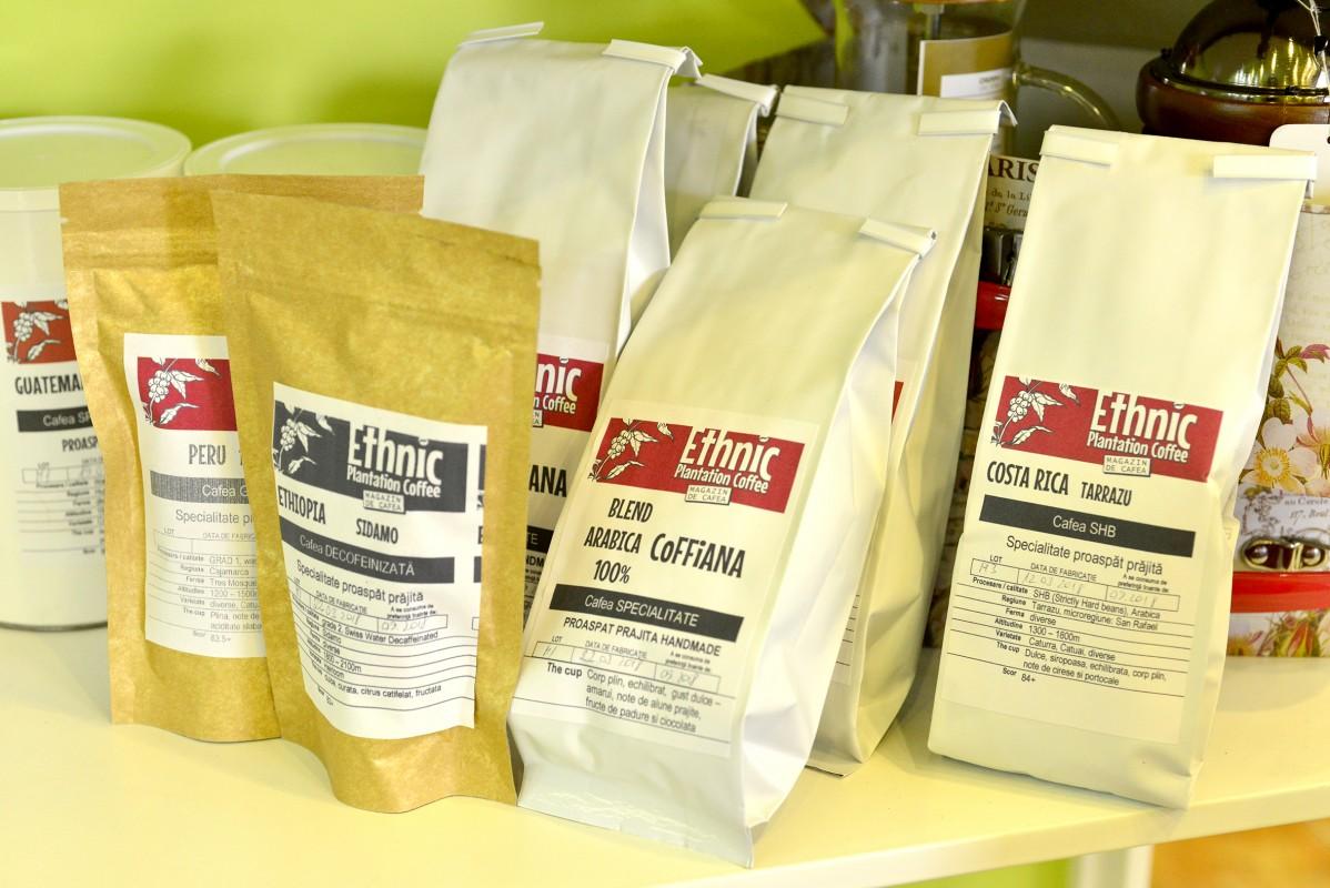 Cum se depoziteaza cafeaua prajita
