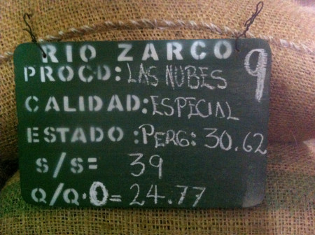 Cafea de specialitate El Salvador SHG EP Finca Las Nubes Arabica