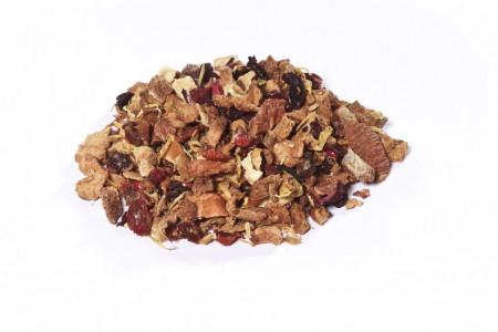 MANGO CHILI FRUIT HERBS ceai bio amestec de fructe si plante cu gust de mango si floarea pasiunii