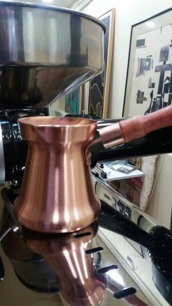 IBRIC din CUPRU pentru cafea turceasca 450 ml