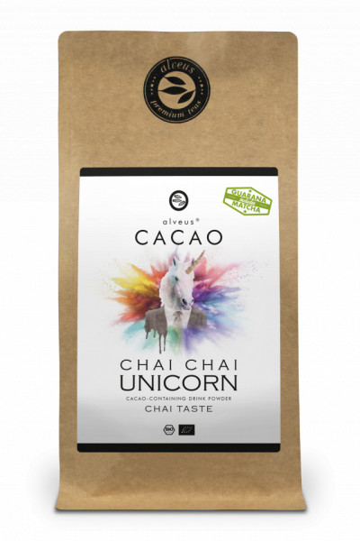 CHAI CHAI UNICORN CACAO ALVEUS - BIO --CONTAINING DRINK POWDER CHAI TASTE