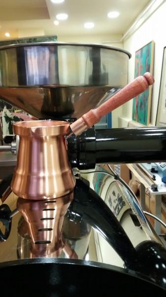 IBRIC din CUPRU pentru cafea turceasca 550 ml