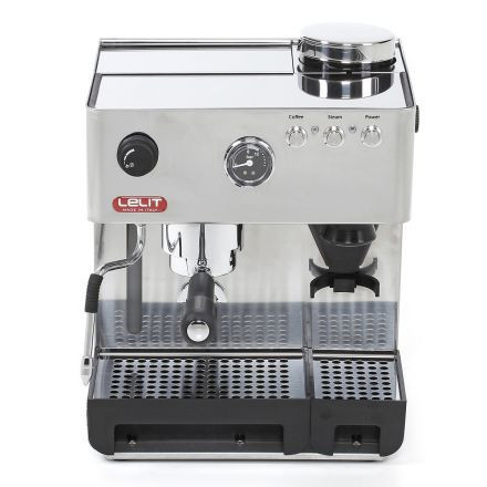 LELIT ANITA PL042 EMI ESPRESSOR cu rasnita incorporata 15 BARI 1000W+ CADOU 1punga de cafea boabe COSTA RICA TARRAZU SAN RAFAEL 350g