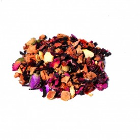 ROSE ceai Bio amestec de fructe si plante cu gust de trandafiri
