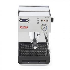 LELIT ANNA PL41 TEM ESPRESSOR 15 bari 1050w cu PID (reglare temperatura) + CADOU 1 punga de cafea boabe COSTA RICA TARRAZU SAN RAFAEL 250G