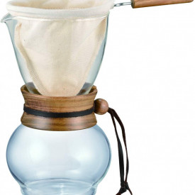 HARIO WOODNECK DRIP POT 240 ml