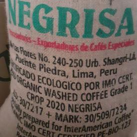 PERU NEGRISA VILLA RICA GR 1 ARABICA de pe o plantatie cu certificare Organica cafea specialitate proaspat prajita