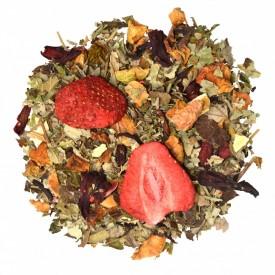 SWEET BERRY ceai amestec de fructe si plante BIO