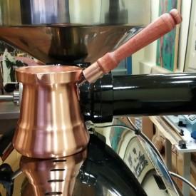 IBRIC din CUPRU pentru cafea turceasca 650 ml