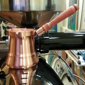 IBRIC din CUPRU pentru cafea turceasca 700 ml