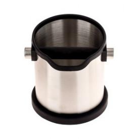 KNOCK BOX ROUND -Ø 17 CM INOX