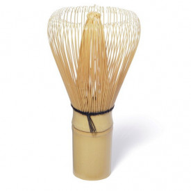 Pamatuf (maturica) din bambus pentru ceai Matcha / Chasen Matcha