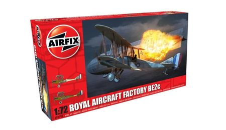 AF 02101 ROYAL AIRCRAFT FACILITY BE2C