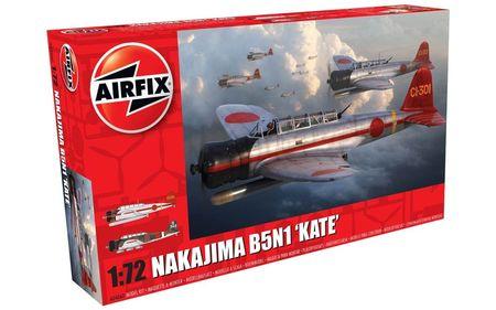 AF 04060 NAKAJIMA B5N1 KATE