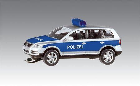 FALLER 161543 VW TOUAREG POLITIE (WIKING)