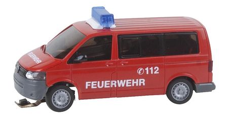 FALLER 161563 VW T5 BRANDWEER (WIKING)