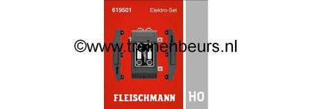 Fleischmann 619501 ELEKTRO SET NIEUW