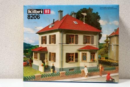 KIBRI 8206 Huis Uitloop