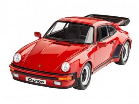 REVELL 07179 Auto's- Personen Porsche 911 turbo 1:24