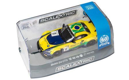 SCALEXTRIC 3721A SPECIAL EDITION BMW Z4 GT3