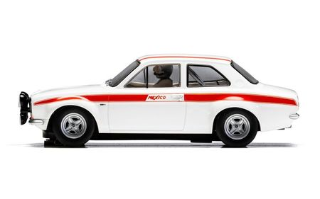 SCALEXTRIC 3934 FORD ESCORT MKI 50TH ANNIVERSARY
