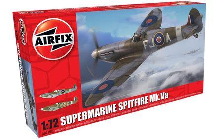 AF 02102 SUPERMARINE SPITFIRE VA