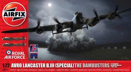AF 09007 DAMBUSTER LANCASTER 1:72