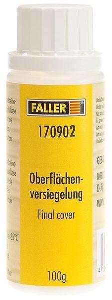 FALLER 170902 NATUURSTEEN, OPPERVLAKTE-BESCHERMLAAG, 100 G