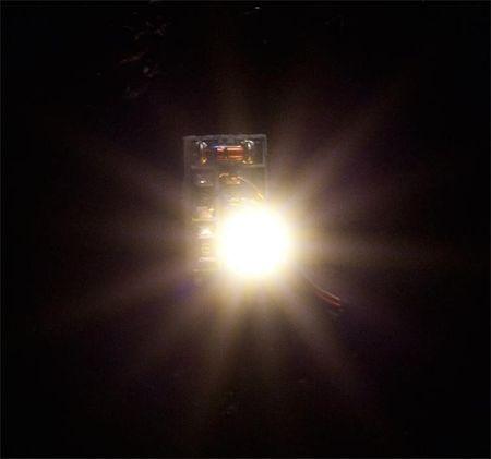 FALLER 180653 5 LEDS, WARM WIT