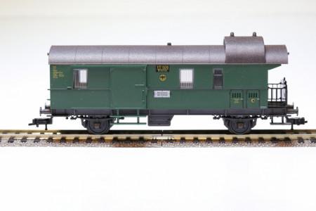Fleischmann 5005 DR Bagage groen NIEUW uitloop